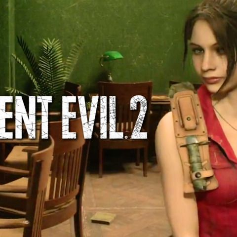 Resident Evil 2 - Classic Costumes Trailer