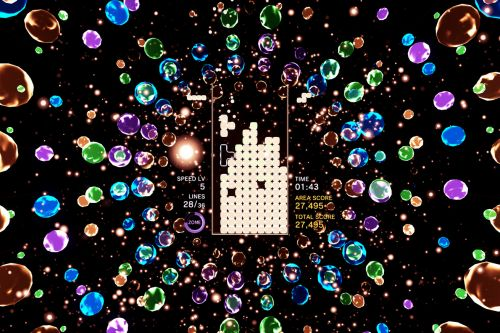 Tetris Effect is a glorious love letter to Tetris