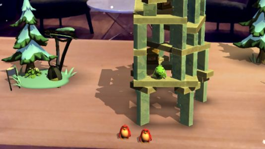 Augmented Reality 'Angry Birds' and Apple's Other iPhone Gaming Plans