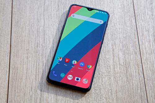 Leaked photo might be our first look at the completely redesigned OnePlus 7