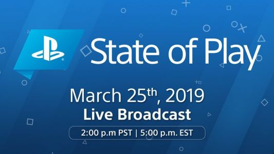 Sony Revealing New PS4 Games In State Of Play Livestream On Monday