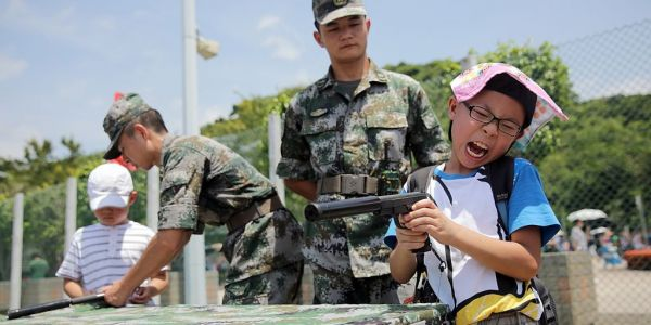 China is said to be recruiting an elite group of 'patriotic' kids to help develop AI weapons