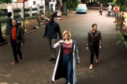 The latest Doctor Who trailer reminds you who's in charge