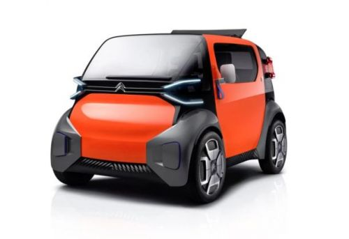You can drive this tiny electric vehicle without a license