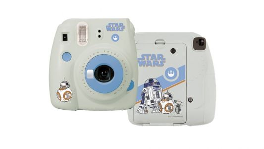 Treasure Your Star Wars Memories With These May The 4th Instant Camera Deals