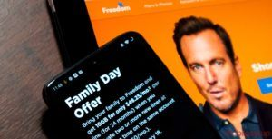 Freedom Mobile's Family Day deal drops the price of 10GB family plans
