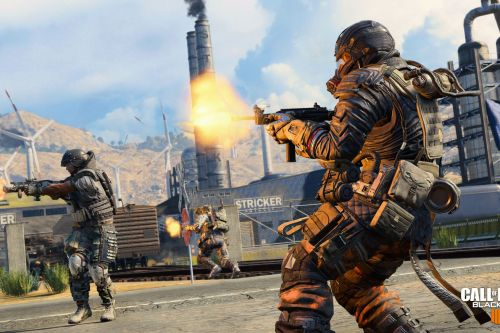 Black Ops 4 merges Fortnite and PUBG into the best Call of Duty in years