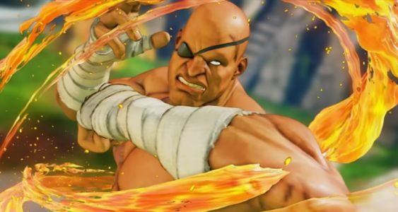 Daniel Lindholm's version of Sagat's classic theme shows how cool it can be to be King