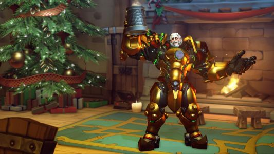 Overwatch Winter Winterland Update Is Now Live With New Skins