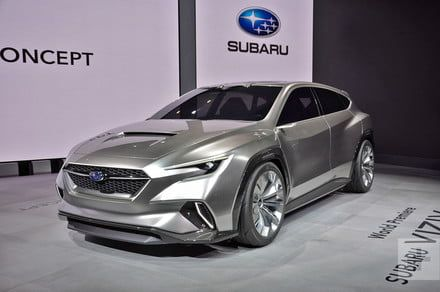 Subaru appoints new president, plans new hybrid, SUV, and autonomous tech