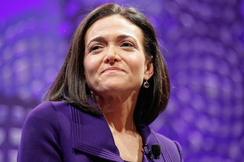 Facebook's Sheryl Sandberg just hinted that Russian-bought ads could be fair game