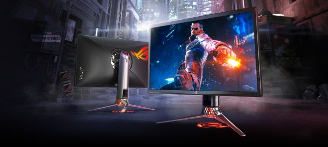 ASUS will ship its NVIDIA G-Sync HDR monitor in June
