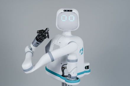 Moxi the 'friendly' hospital robot wants to help nurses, not replace them