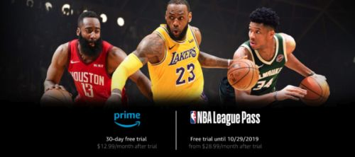 Watch All The Basketball With A Free Week Trial To NBA League Pass