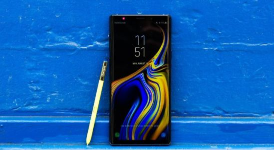 Samsung Galaxy Note 9 gets Android 9 Pie in China