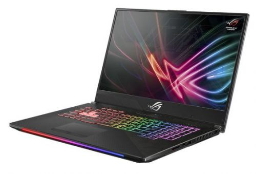 ASUS ROG Strix SCAR II packs a big display into a small package