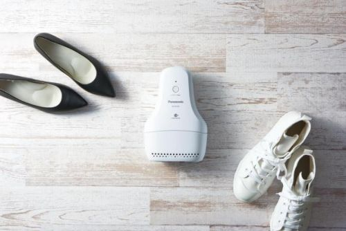 Finally there's a gadget that will stop your shoes from stinking