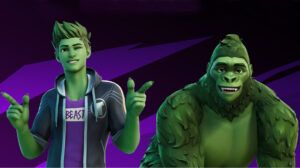Teen Titan's Beast Boy has made his way into Fortnite