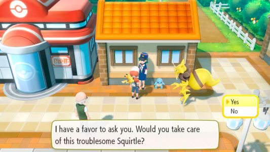Pokemon Let's Go: How To Get The Original Starter Pokemon