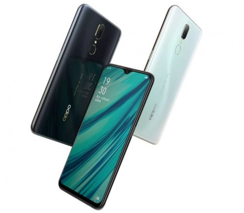 Oppo A9x goes official with 6.53-inch FHD+ display and 48MP rear camera