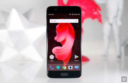 OnePlus 5 beta adds the 5T's Face Unlock feature