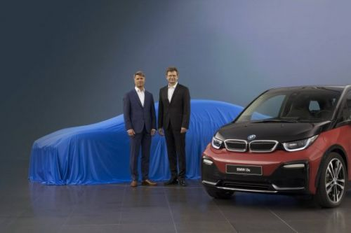 BMW takes on Tesla Model 3/S and commits to 12 BEVs by 2025