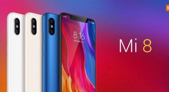 Xiaomi Mi 8 available with our Gearbest coupon for just $367.19