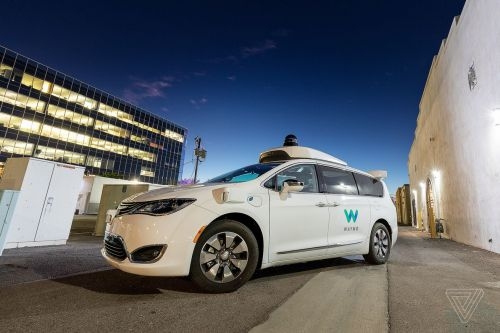 We spoke to a Waymo One customer about how robot taxis get confused by rainstorms