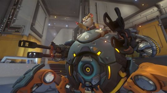Overwatch's Newest Hero Wrecking Ball Is Live July 24