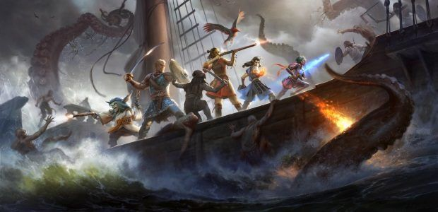 Pillars of Eternity II's free sidekick brings her own booze