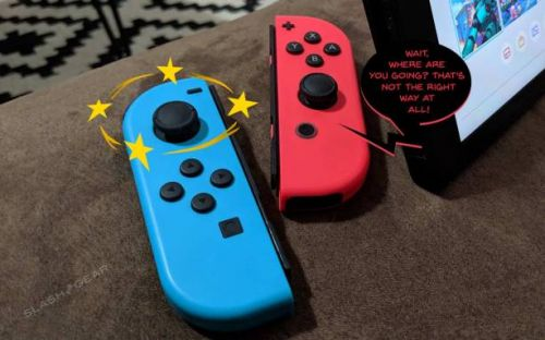 This Nintendo Switch Joy-Con lawsuit could mean cash for gamers