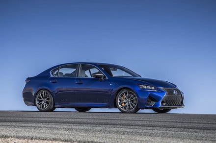 Lexus F performance models could go hybrid electric