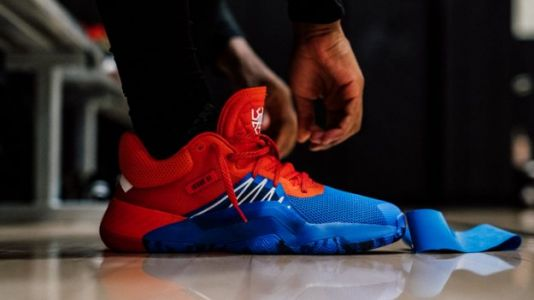 Adidas Unveils New 'Spider-Man'-Inspired Basketball Sneaker
