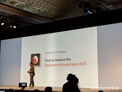 OnePlus won't be the first to launch a Snapdragon 855 phone after all