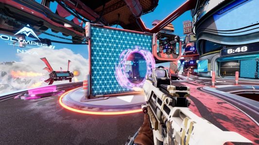 The Splitgate beta got so popular that the developers have to upgrade the servers