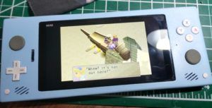 Reddit user makes homemade Android-powered gaming smartphone