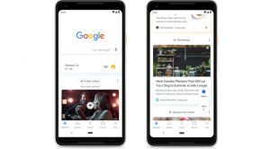 Google Rebrands Feed as 'Discover,' Adds It to Google Mobile Homepage