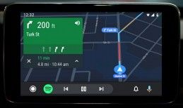 Google Revamps Android Auto Interface
