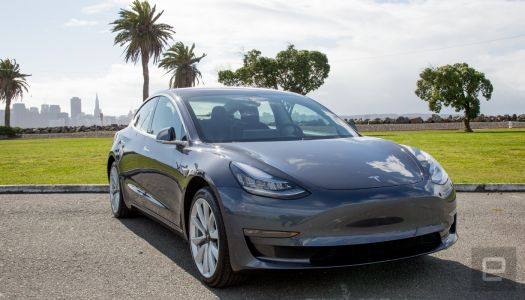 Tesla's mobile app can turn on top speed limits from anywhere