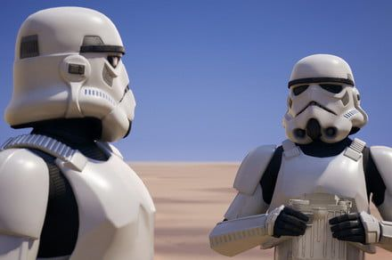 Stormtroopers invade Fortnite, and you can get the character skin for free