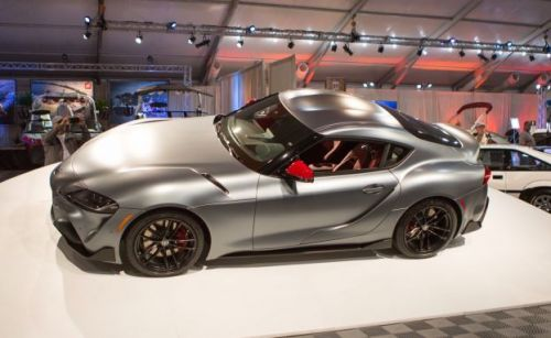 Very first 2020 Toyota Supra already sold for over $2M