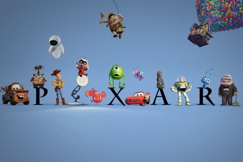 What order should you watch the Pixar movies and how are they connected?