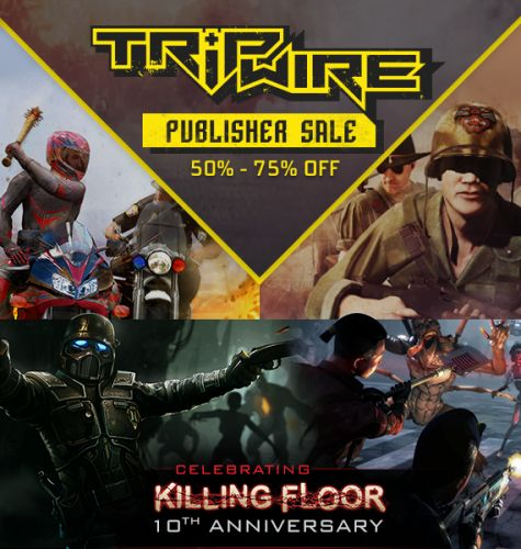 Tripwire Publisher Midweek, Save 50% to 75%!