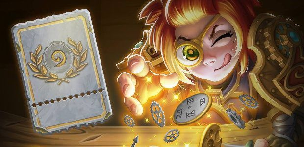 Hearthstone's Tavern Of Time brings unique time-bending cards