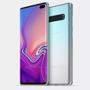 The Galaxy S10 series could feature 'Dynamic Vision' facial recognition tech