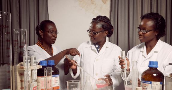 Women aren't failing at science - science is failing women