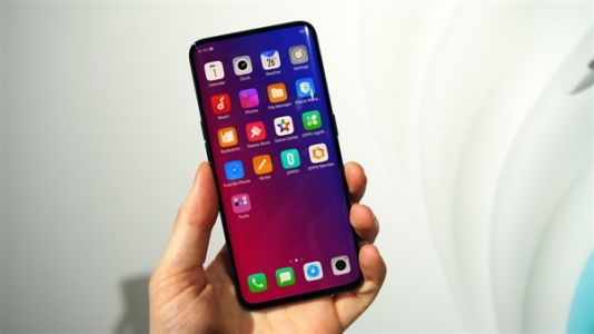 Shen Yiren: There will be no Oppo Find Z