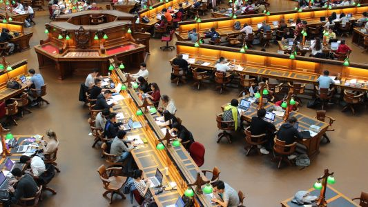 Online learning tops UK universities' tech wish lists