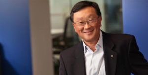 BlackBerry CEO says driverless cars could be 'fully loaded weapons' if hacked