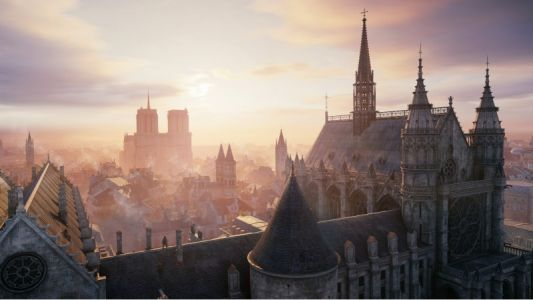 Assassin's Creed Unity Positively Review Bombed After Notre-Dame Offer